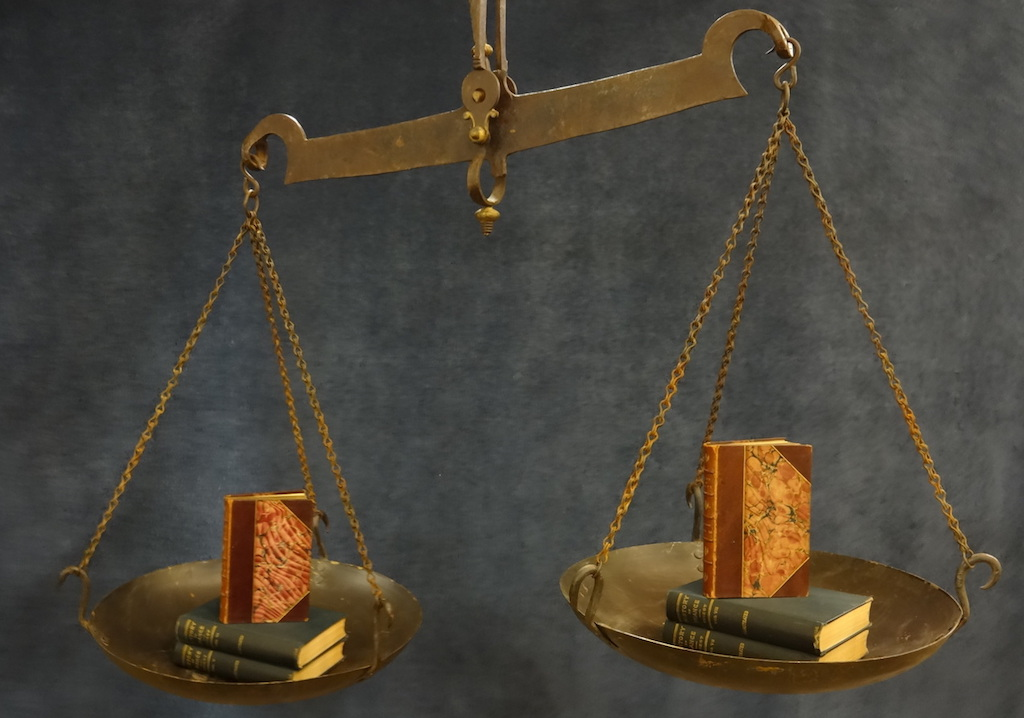 book scales