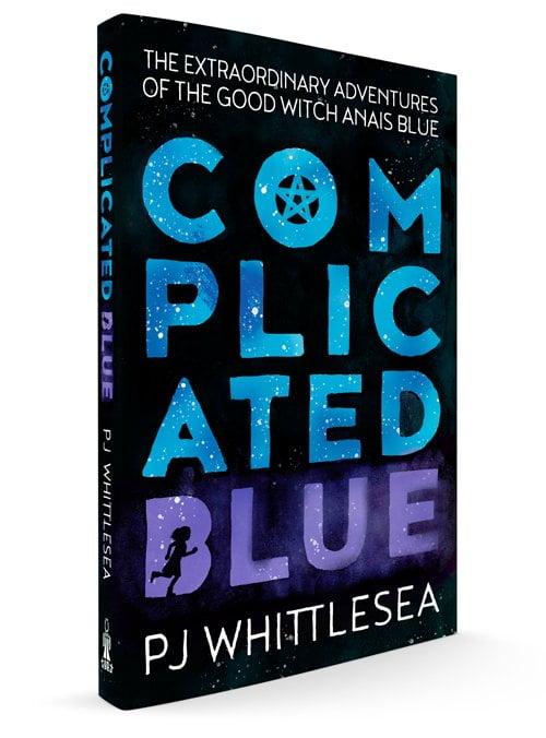 Authorpreneur - Complicated Blue