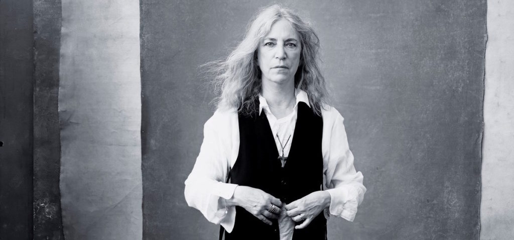 Patti Smith Nobel Prize