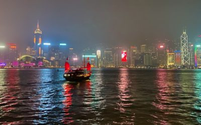 Around the World: The Riots of Hong Kong