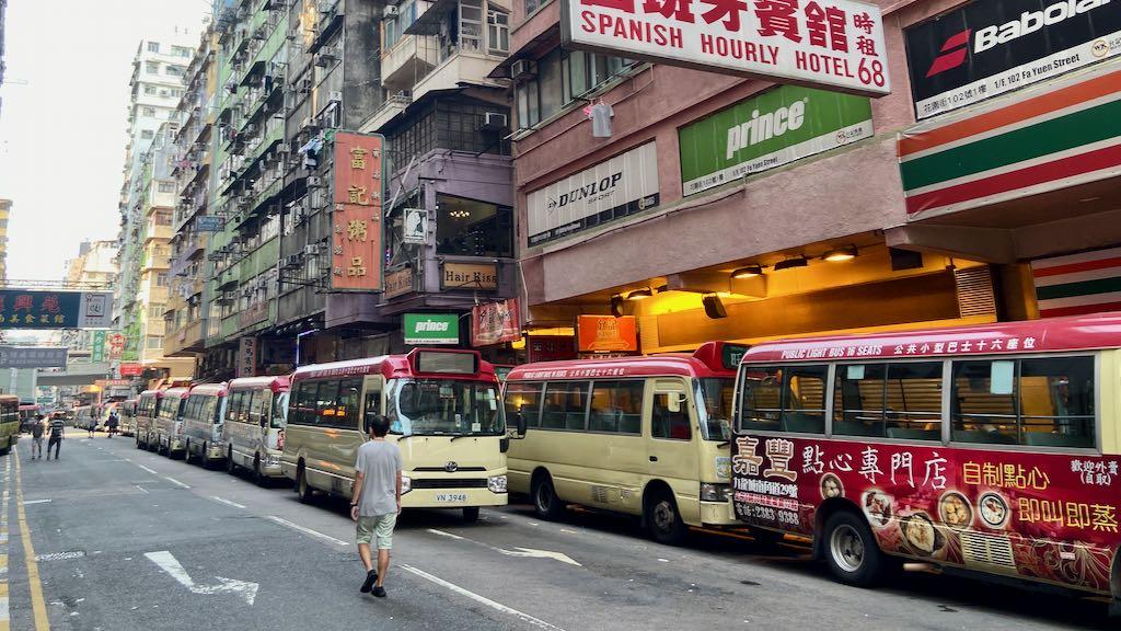 Hong Kong Standstill