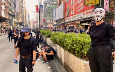 Around the World: Escape From Hong Kong